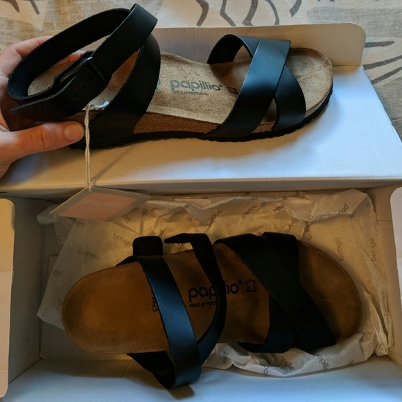 0ae856a3377 Birkenstock Papillio Lola sandals
